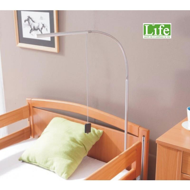 lampada led per letto Aurora Plus LIFE ausili che ti cambiano la vita