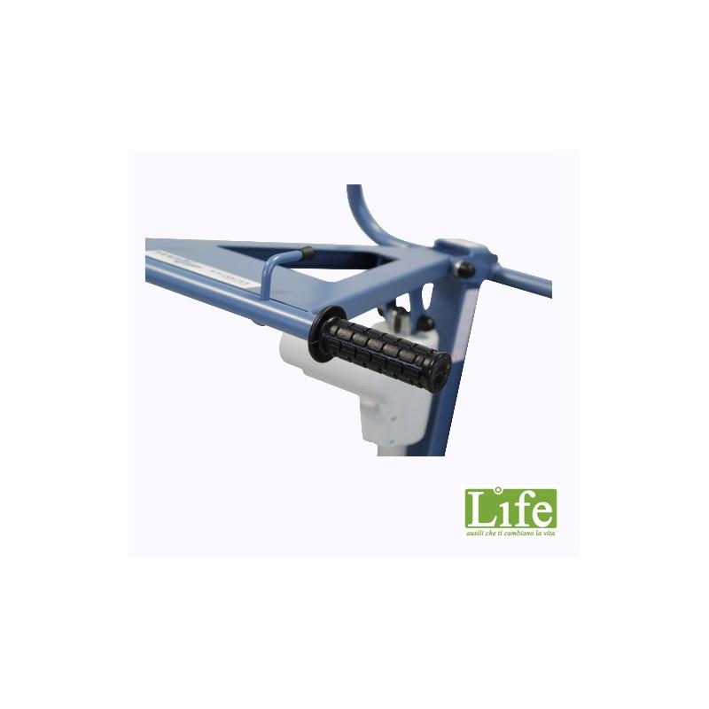 WayUp 5 Plus blu Verticalizzatore elettrico - Ultracompatto