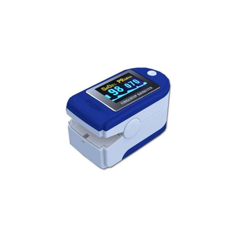 Saturimento sat-200 pi Pulsossimetro portatile da dito con indice di perfusione