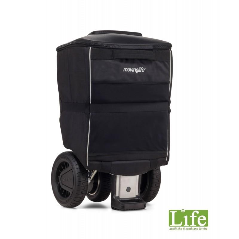 Kit di volo Atto: scooter elettrico pieghevole  per anziani e disabili