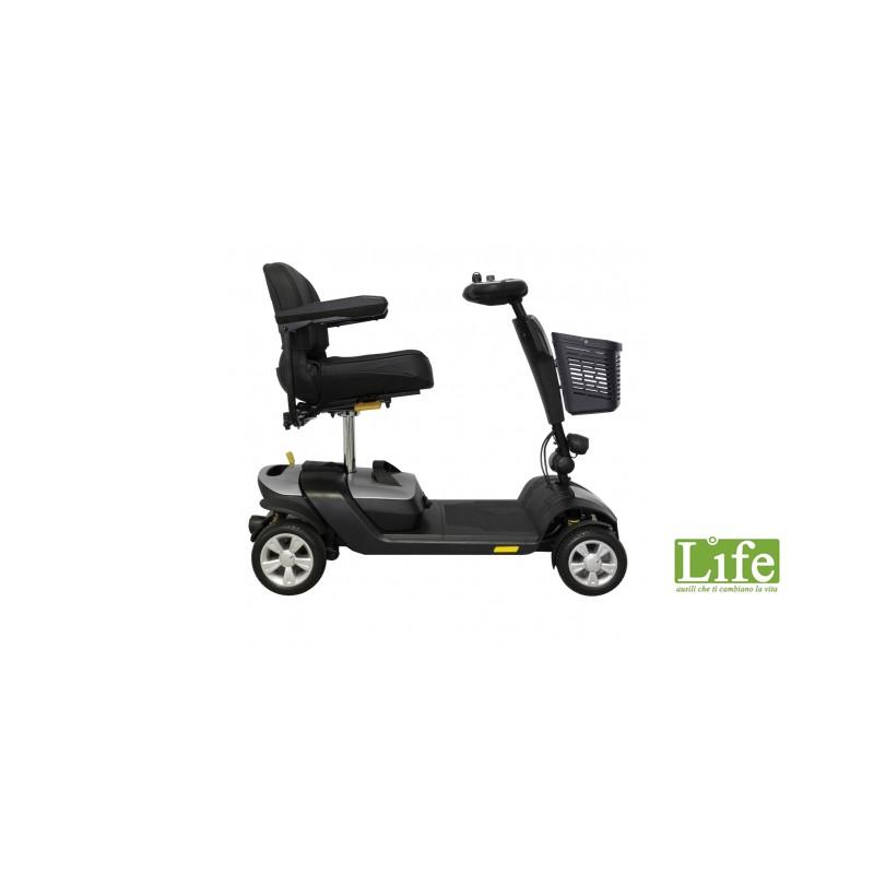 Color: scooter elettrico 4 ruote per anziani e disabili iva agevolata 4%