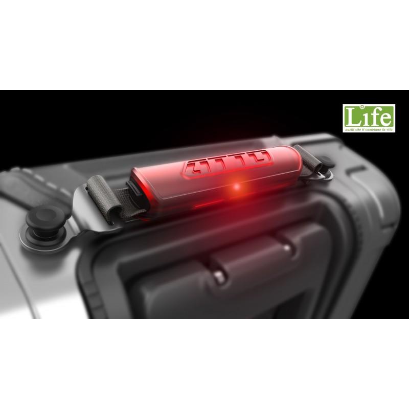 Scooter elettrico pieghevole ATTO Sport per anziani e disabili luce posteriore