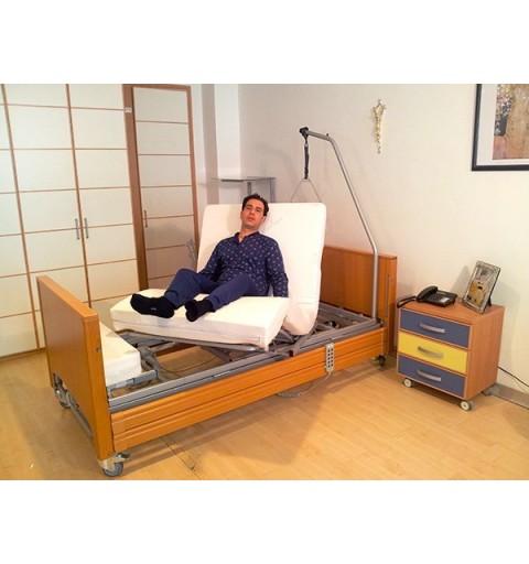 Rolling Plus 2018 Letto automatico con piano girevole per alzarsi dal letto - iva agevolata 4%
