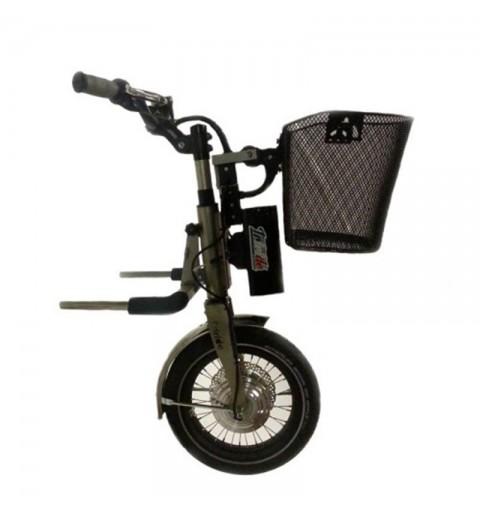 Ruotino motorizzato Triride - da carrozzina a scooter in un gesto