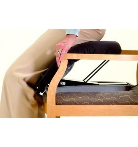 GetUp Life cuscino sollevatore: ausili per alzate e sedute