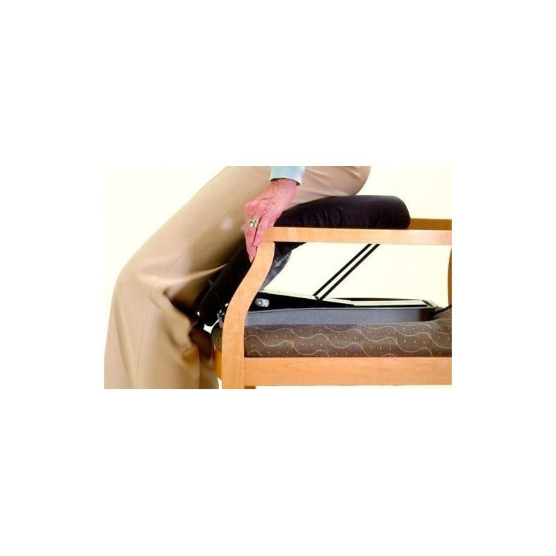 Cuscino sollevatore per anziani e disabili ausili alzata e seduta iva agevolata - Sollevatore letto ...