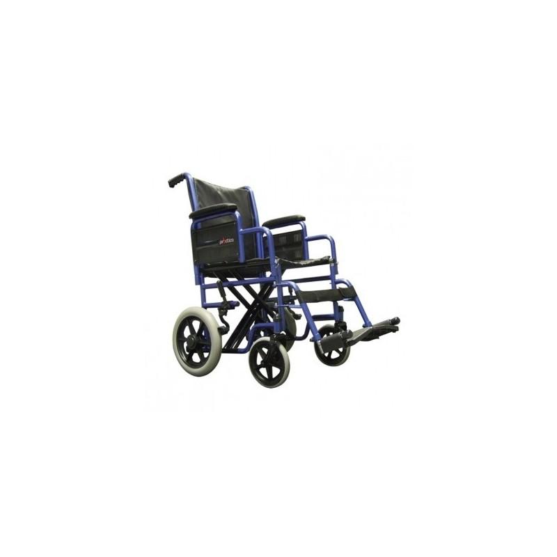 Carrozzina economica per disabili in acciacio crociera doppia for Sedia a rotelle doppia crociera