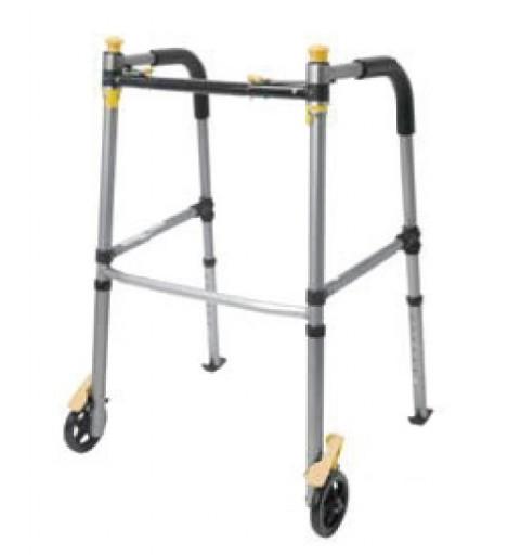 Deambulatore con ruote Lifewalker