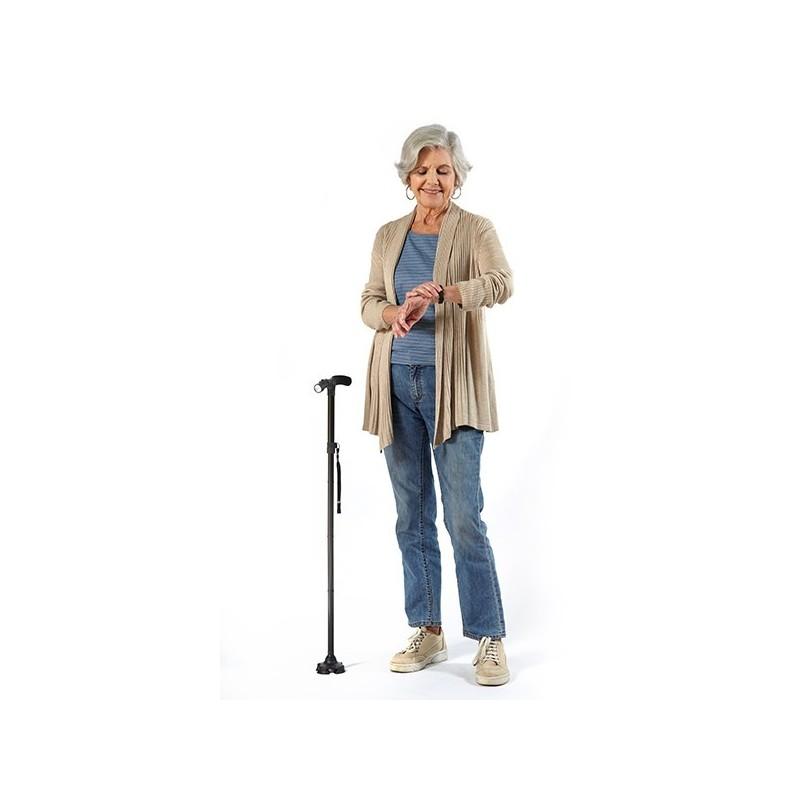 Bastone deambulazione per anziani Magic Cane