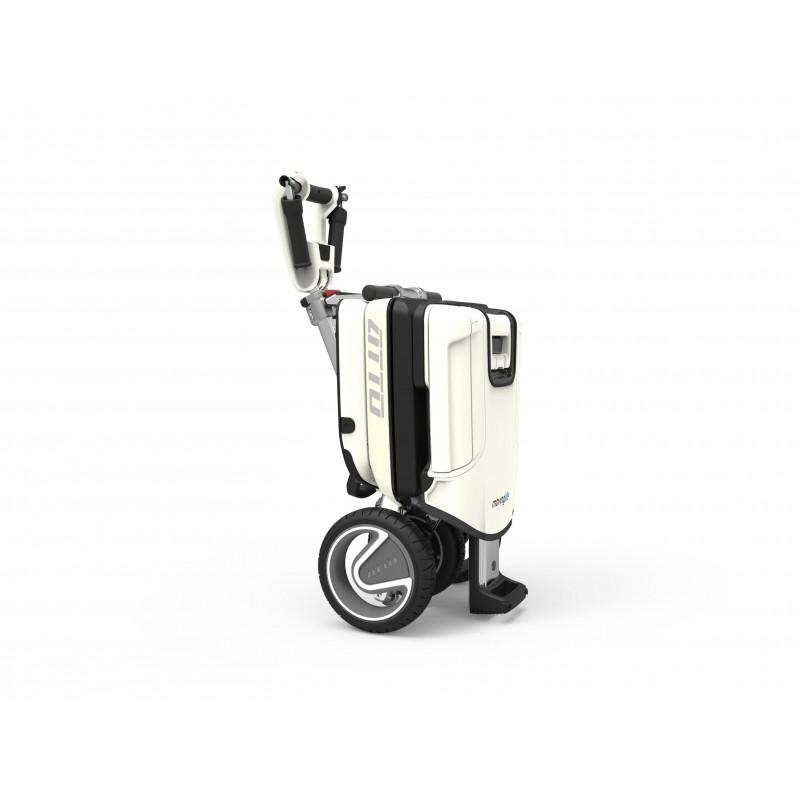 Atto: scooter elettrico pieghevole  per anziani e disabili IVA agevolata 4%