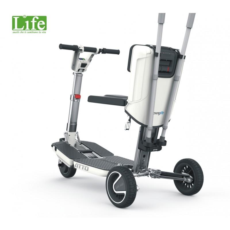 Porta bastoni scooter ATTO LIFE anziani e disabili